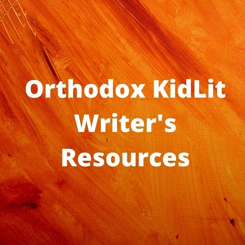 Orthodox KidLit Writer's Resources