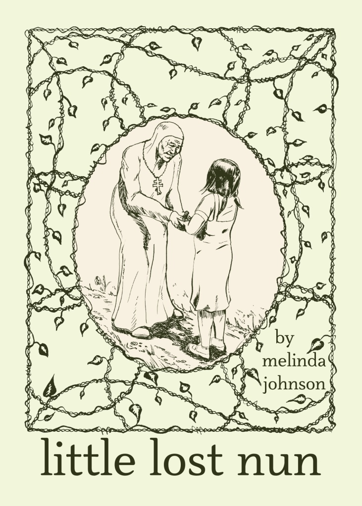 Cover of Little Lost Nun